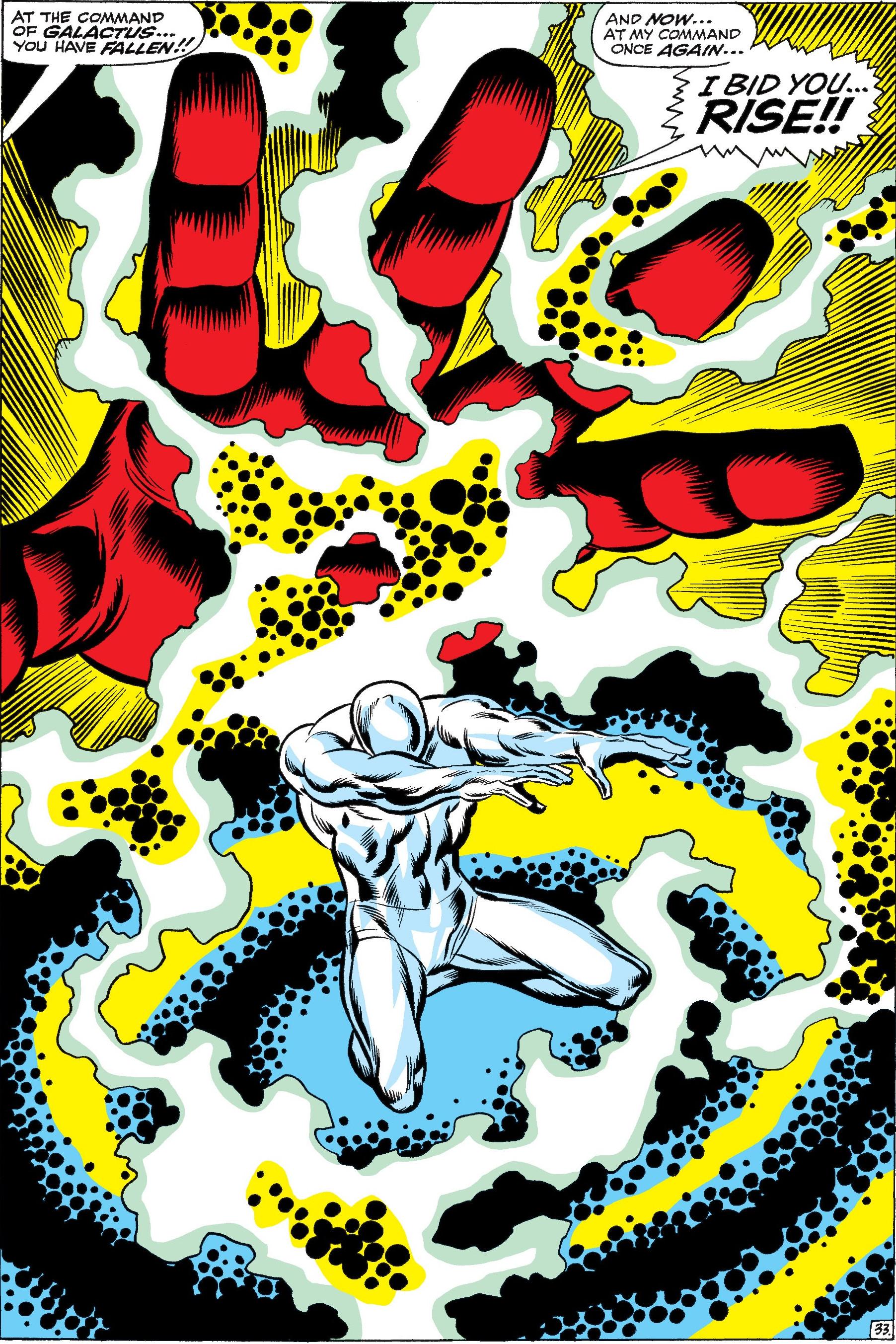 Power Cosmic