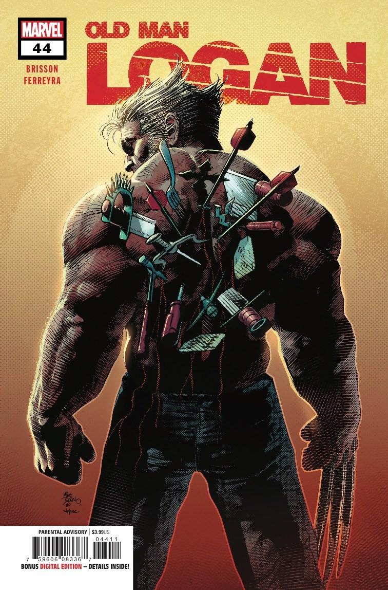 Old Man Logan Vol 2 44