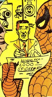 Peter Parker (Earth-Unknown) and John Jonah Jameson (Earth-Unknown) from Amazing Spider-Man Vol 1 30 001.jpg