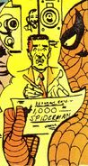 Peter Parker (Earth-Unknown) and John Jonah Jameson (Earth-Unknown) from Amazing Spider-Man Vol 1 30 001