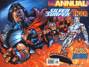 Silver Surfer Thor Annual Vol 1 1998