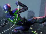 Spider-Man's Purple Reign Suit