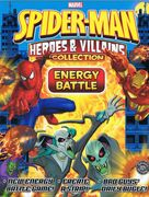 Spider-Man Heroes & Villains Energy Battle Special Vol 1 1