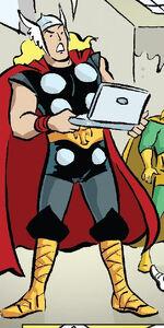 Thor Odinson (Earth-21011)