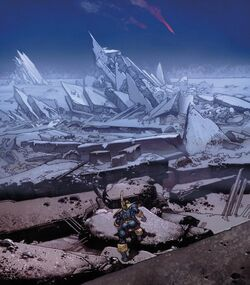 Titan (Moon of Saturn) from Thanos Rising Vol 1 5 002.jpg