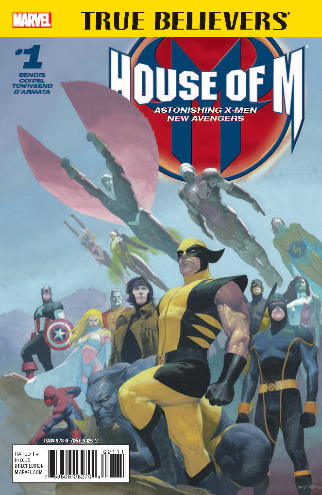 True Believers: House of M Vol 1