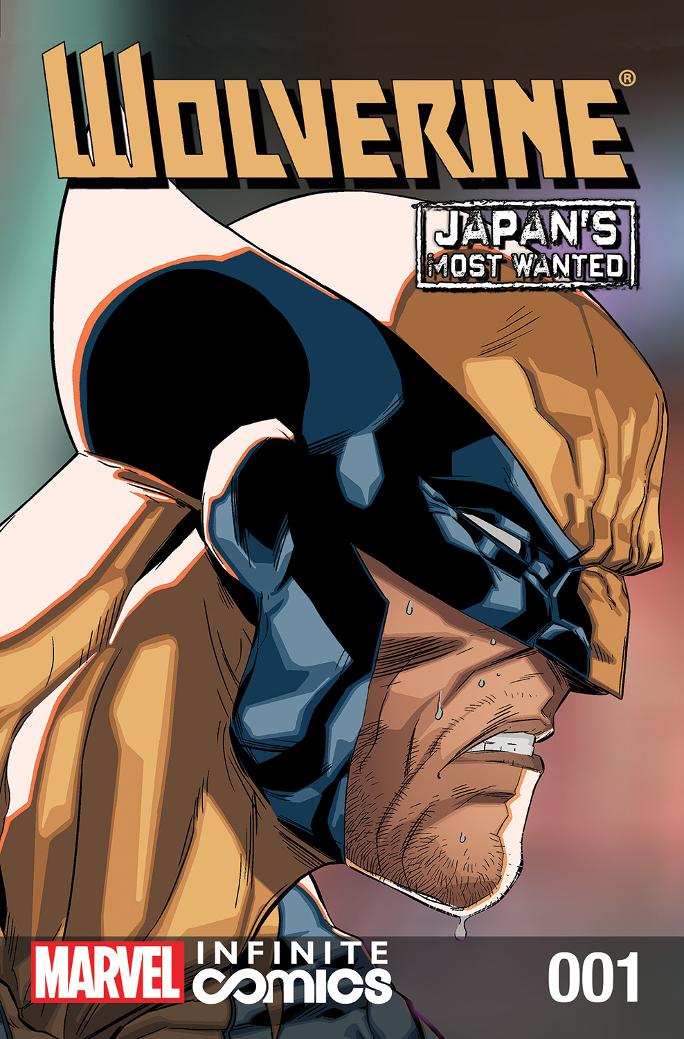 Wolverine: Japan's Most Wanted: Infinite Comic Vol 1 1