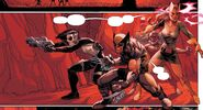 X-Force (Strike Team) (Earth-616) from Wolverine Vol 7 1 002