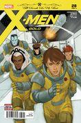 X-Men Gold Vol 2 28