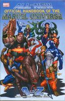 All-New Official Handbook of the Marvel Universe A to Z Vol 1 2