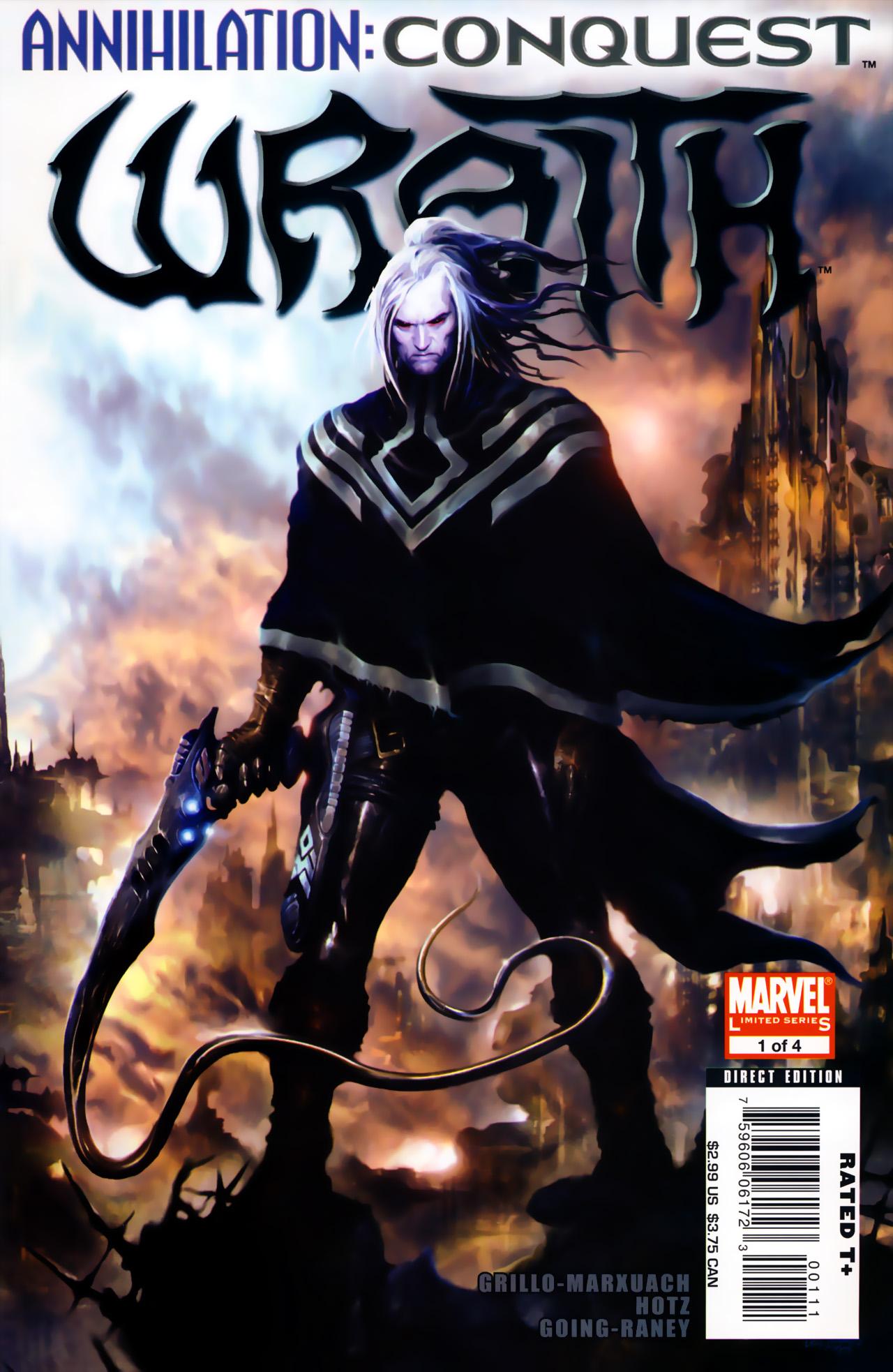 Annihilation: Conquest - Wraith Vol 1 1