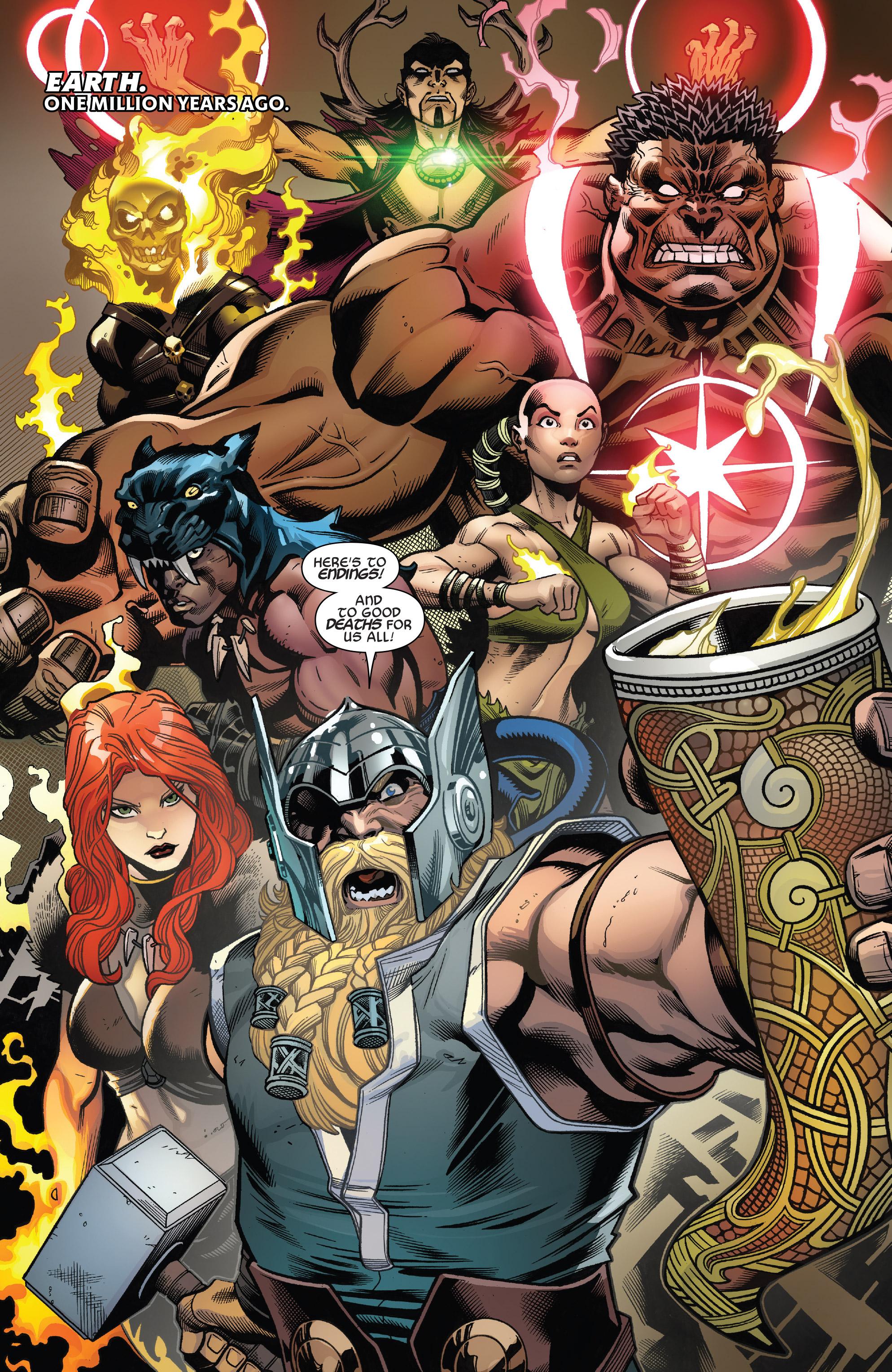 Avengers (1,000,000 BC) (Earth-616)