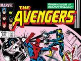 Avengers Vol 1 237