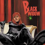Black Widow Vol 6 1 Hip-Hop Variant Textless