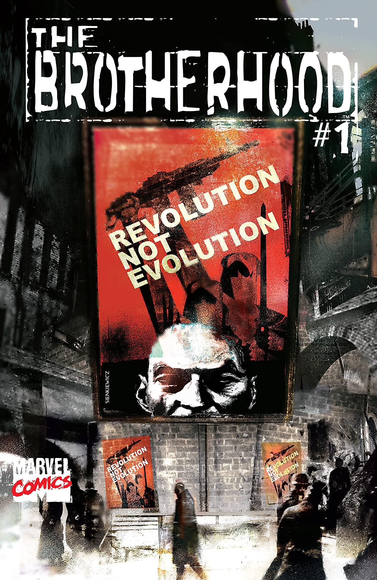 Brotherhood Vol 1