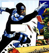 Bullseye (Lester) (Earth-22206) from Deadpool Wade Wilson's War Vol 1 1 001