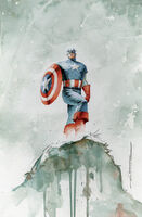 Captain America The Chosen Vol 1 3 Textless