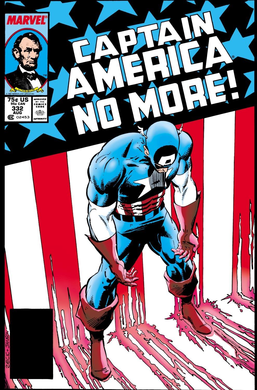 Captain America Vol 1 332