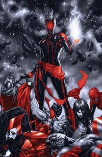 Captain Marvel Vol 10 12 Spot Color Virgin Variant.jpg