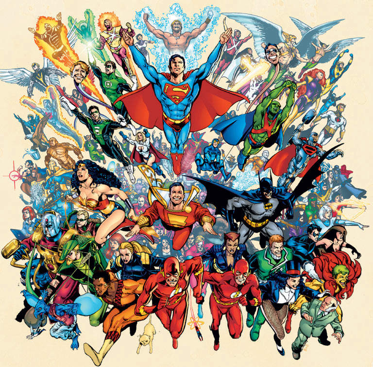 DC Universe/Gallery