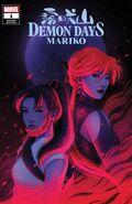 Demon Days Mariko Vol 1 1 Bartel Variant