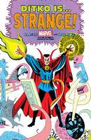 Ditko is… Strange! Vol 1 1