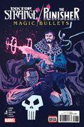 Doctor Strange Punisher Magic Bullets Vol 1 1