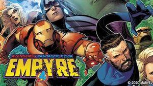 EMPYRE 1 Marvel Comics Trailer