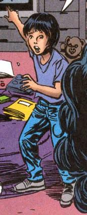 Elizabeth Seward (Earth-616)