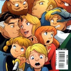 Fantastic Four and Power Pack Vol 1 4