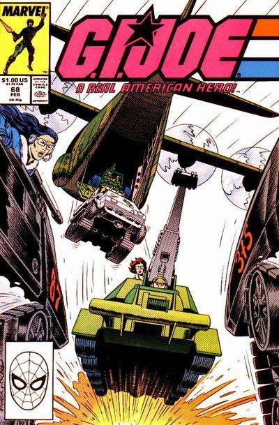 G.I. Joe: A Real American Hero Vol 1 68
