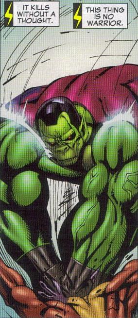 Hydra Prime 001 (Earth-616)