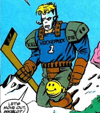Hockeypuck (Earth-9047) from What The-- Vol 1 25.jpg