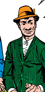 Hugo Bogg (Earth-616)