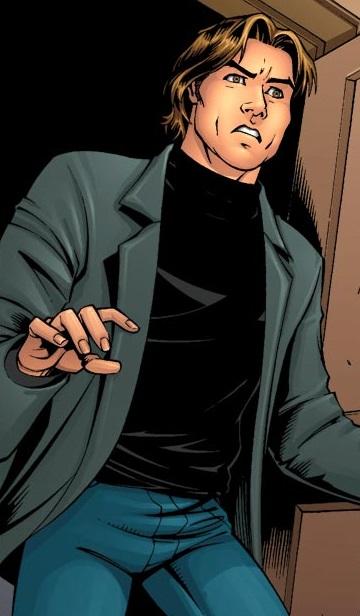 Ian Kendall (Earth-616)