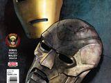 Invincible Iron Man Vol 1 598