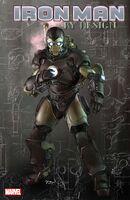 Iron Man by Design Vol 1 1