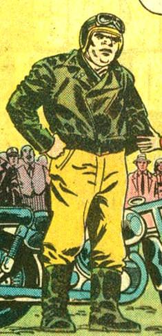Iron Mike (Earth-616)