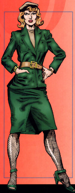 Jean DeWolff (Earth-616) from Official Handbook of the Marvel Universe Spider-Man Vol 1 1 0001.jpg