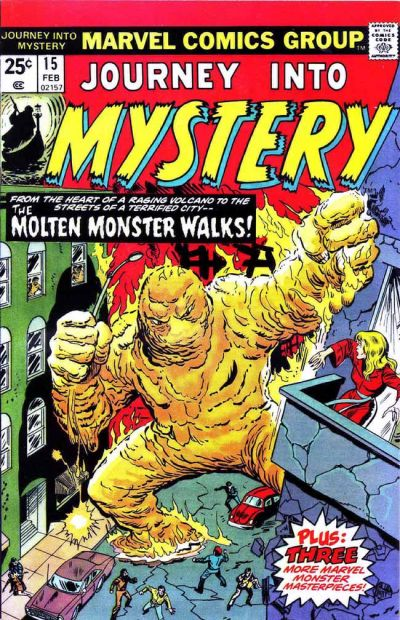 Journey into Mystery Vol 2 15