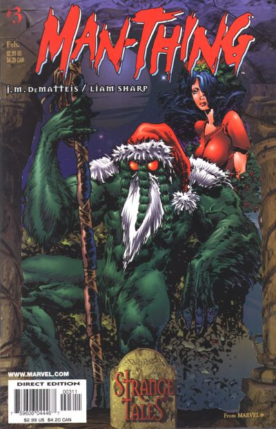 Man-Thing Vol 3 3
