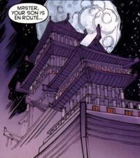 Mandarin's Castle from Iron Man Enter the Mandarin Vol 1 4.png