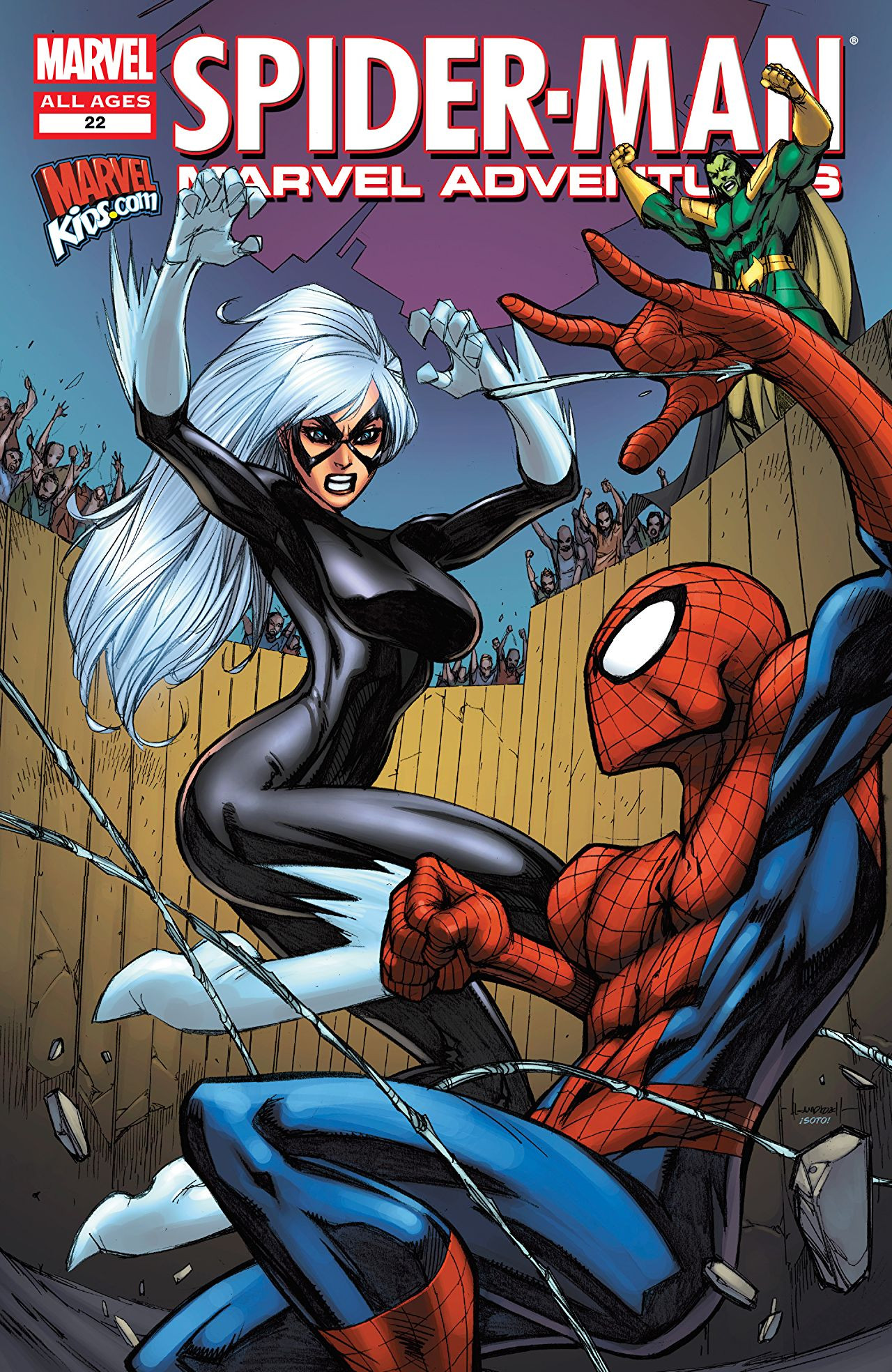 Marvel Adventures: Spider-Man Vol 2 22