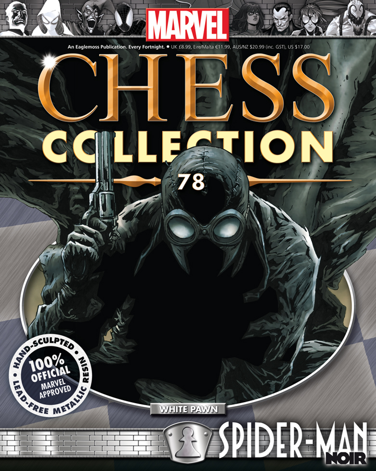 Marvel Chess Collection Vol 1 78