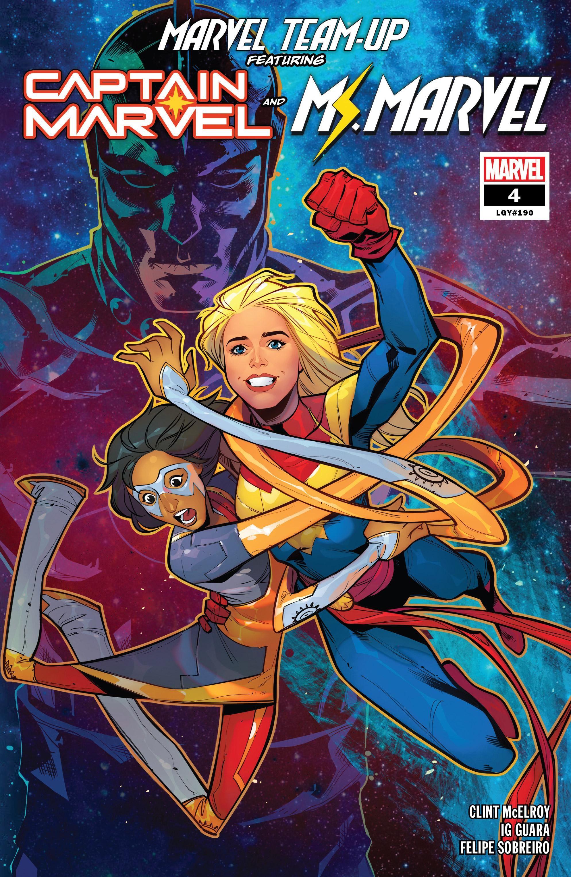 Marvel Team-Up Vol 4 4