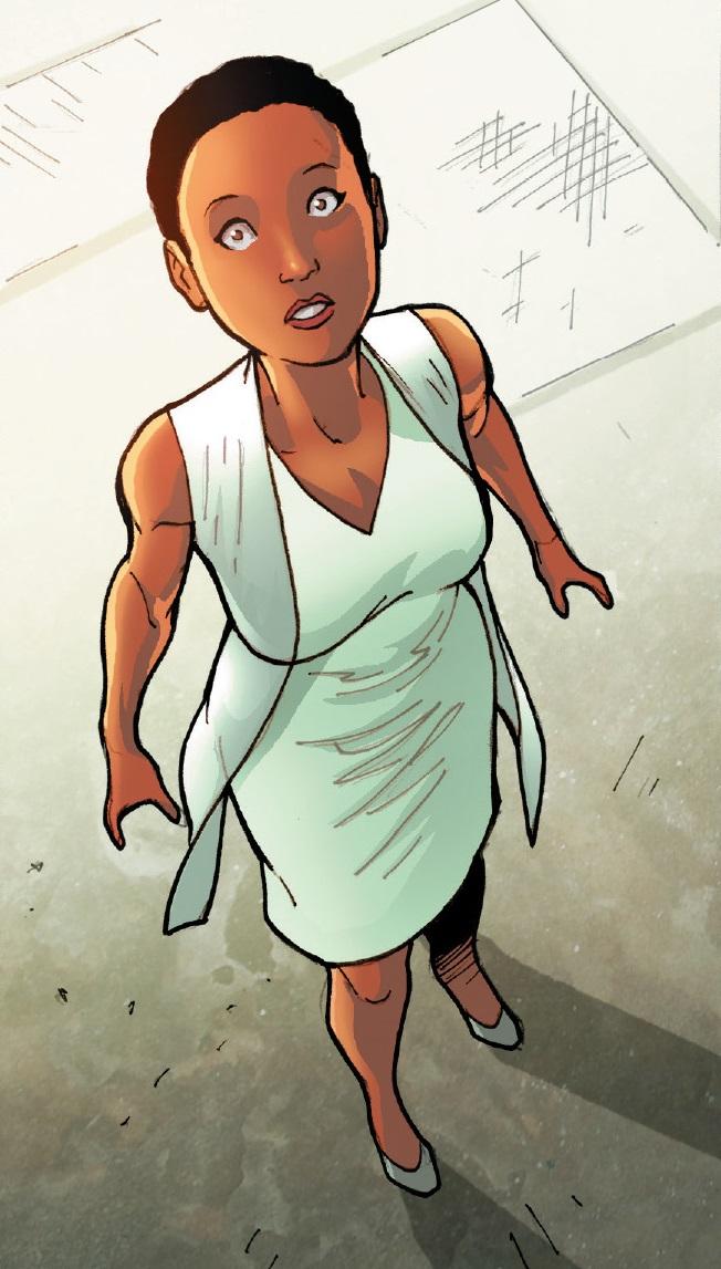 Megan Loeb (Earth-616)