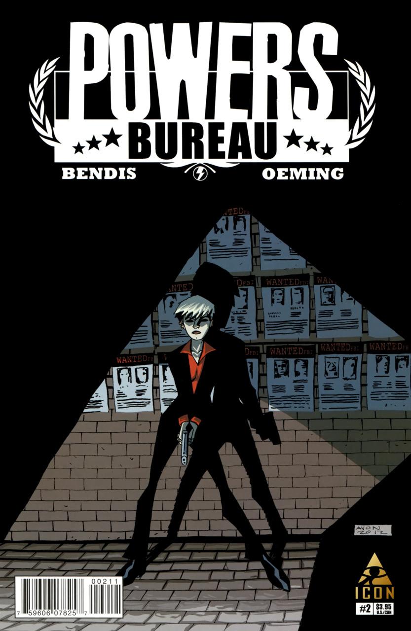 Powers: Bureau Vol 1 2
