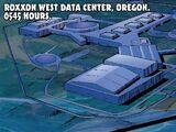 Roxxon West Data Center