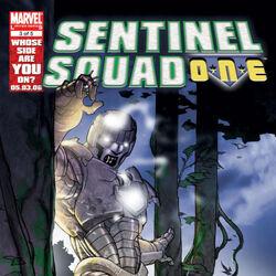 Sentinel Squad Vol 1 3