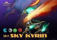Sky Kyrin (Earth-TRN012) from Marvel Future Fight 001